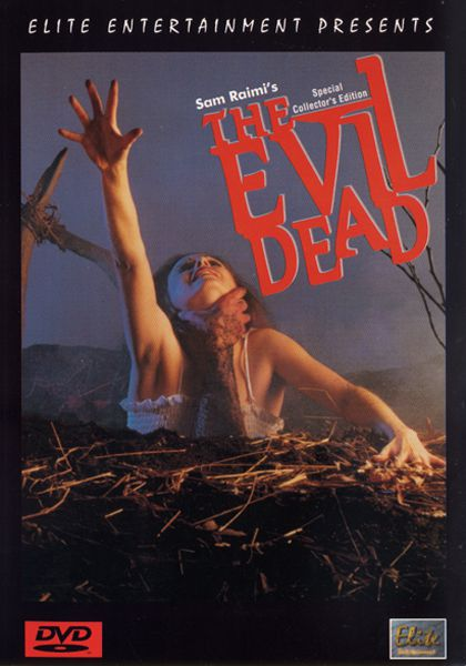 The Evil Dead - Artwork