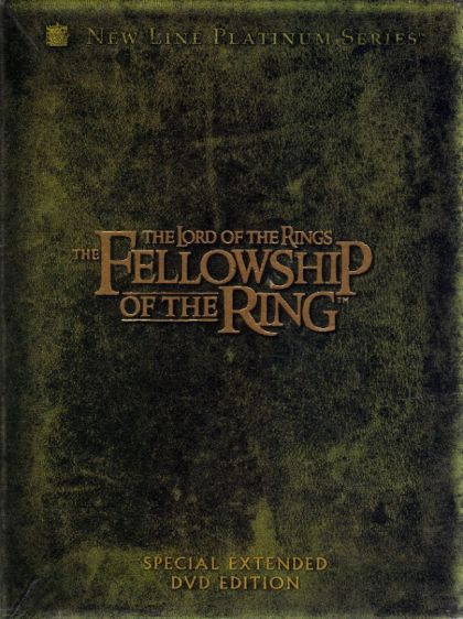 The Lord Of The Rings: The Fellowship O - Artwork