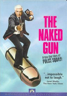 The Naked Gun: From The Files Of Police - Artwork