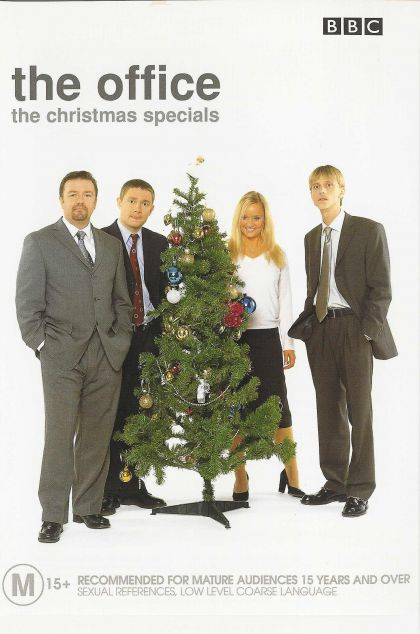 The Office (Uk): The Christmas Specials - Artwork