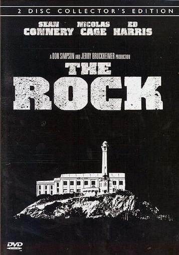 The Rock - Artwork