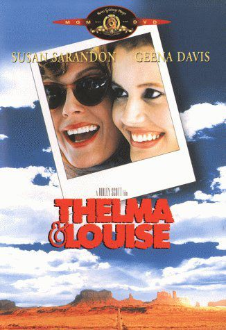 Thelma & Louise - Artwork